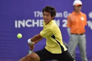 Quần vợt Nhật Bản giành huy chương vàng ASIAD sau 4 thập kỷ