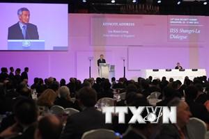 Shangri-La: Tăng cường hợp tác chống khủng bố ở châu Á