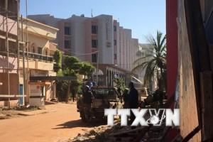 """""""Phiến quân Belmokhtar có khả năng đứng sau vụ bắt con tin ở Mali"""""""