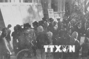 Tổng tuyển cử bầu Quốc hội đầu tiên: Mốc son lịch sử