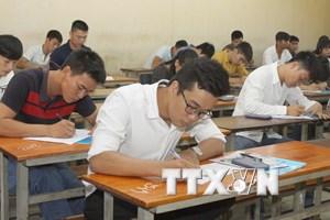 Sẽ sửa đổi toàn bộ bất cập của kỳ thi THPT quốc gia năm trước