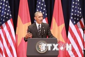 Truyền thông nhận định về chuyến thăm Việt Nam của Tổng thống Mỹ