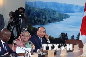 Truyền thông Canada đăng bài viết của TTXVN về cơ hội của Việt Nam