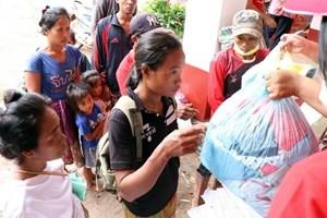 [Video] Bộ Công an giúp Lào khắc phục hậu quả sự cố vỡ đập thủy điện