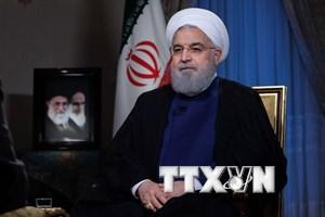 Tổng thống Rouhani khẳng định sẽ đánh bại mọi âm mưu nhằm vào Iran