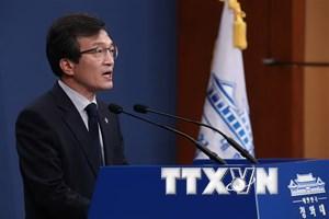 Hàn Quốc hy vọng đàm phán phi hạt nhân Mỹ-Triều sớm được nối lại