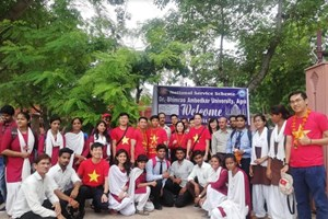 Thắt chặt quan hệ giao lưu thanh niên giữa Việt Nam và Ấn Độ