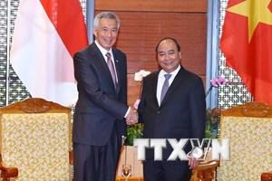 Việt Nam-Singapore cùng hỗ trợ cộng đồng doanh nghiệp mở rộng đầu tư