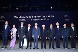 Lãnh đạo các nước ASEAN ủng hộ duy trì tự do thương mại