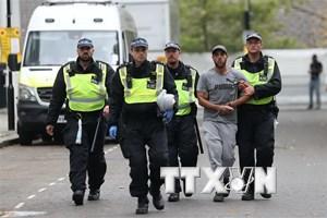 Anh: Số vụ xét xử phần tử khủng bố lên mức cao nhất gần 10 năm