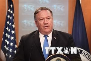 Mỹ vẫn thực thi lệnh trừng phạt của Liên hợp quốc với Triều Tiên