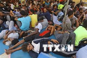 Áo đề xuất giải quyết vấn đề người di cư ngay trên các boong tàu