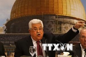 Tổng thống Palestine tổ chức hội nghị hòa bình Trung Đông tại New York