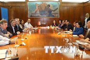Việt Nam và Argentina trao đổi kinh nghiệm trong lĩnh vực y tế