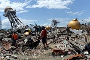 [Video] Indonesia kéo dài thời gian tìm kiếm nạn nhân động đất