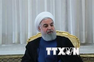 Tổng thống Rouhani: Mỹ thua khi từ bỏ thỏa thuận hạt nhân Iran