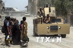 Iraq mở chiến dịch quy mô lớn nhằm đánh bật phiến quân IS