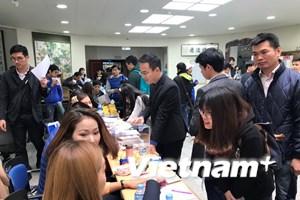 Lao động Việt Nam tại Hàn Quốc: Nỗi lòng người trong cuộc…