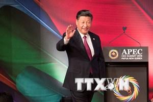 Trung Quốc kêu gọi thúc đẩy thịnh vượng trong châu Á-Thái Bình Dương
