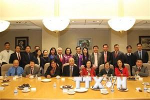 Đề nghị thành phố Houston đẩy mạnh ưu thế hợp tác với Việt Nam