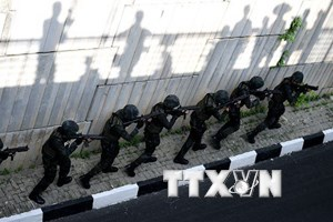Cảnh sát Malaysia bắt giữ nhiều nghi phạm có liên hệ với khủng bố