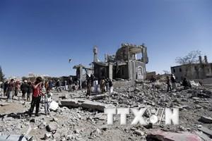 Nhóm giám sát viên ngừng bắn của Liên hợp quốc đến Yemen