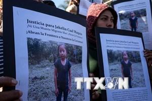 Vụ biên phòng Mỹ bắt người nhập cư: Thêm 1 trẻ em Guatemala tử vong