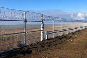 Ukraine chỉ trích Nga lập hàng rào an ninh tại bán đảo Crimea