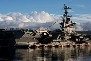 Iran: Sự hiện diện quân sự của Mỹ tại vùng Vịnh là trái phép
