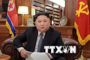 Hàn-Mỹ thảo luận về thông điệp năm mới của nhà lãnh đạo Triều Tiên
