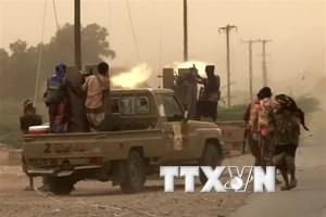 Houthi tấn công đoàn diễu binh của quân đội chính phủ Yemen