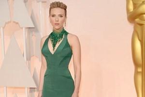 """Quá trình """"lột xác"""" của Scarlett Johansson qua trang phục thảm đỏ"""