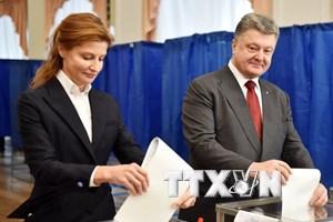 Chủ tịch Ủy ban cử tri Ukraine: Bầu cử địa phương nhiều sai phạm