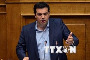 Hàng nghìn người Hy Lạp biểu tình phản đối kế hoạch cải cách hưu trí