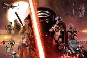 Star Wars thu 52 triệu USD trong tuần đầu công chiếu ở Trung Quốc