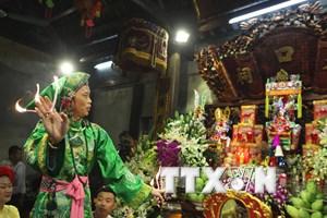 [Video] Tín ngưỡng thờ Mẫu Tam phủ là di sản văn hóa thế giới