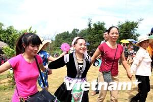 [Photo] Nét văn hóa đặc sắc của các dân tộc trong ngày Vui tết độc lập
