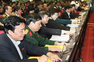 Hiến pháp sửa đổi - Thành quả của hơn 30 năm đổi mới
