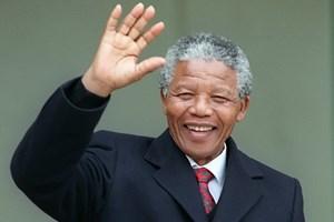 Những cột mốc quan trọng cuộc đời của Nelson Mandela