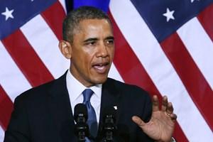 Ông Obama hy vọng 2014 là năm đột phá cho nước Mỹ