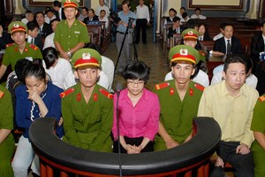 Tuyên án Huỳnh Thị Huyền Như vào 27/1