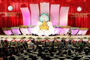 Đại lễ Vesak 2014 bế mạc và thông qua Tuyên bố Ninh Bình