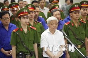 Vụ án Nguyễn Đức Kiên: Tổng số 6 bị cáo làm đơn kháng cáo