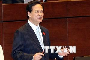 """Thủ tướng: """"Vừa hợp tác, vừa đấu tranh"""" với Trung Quốc"""