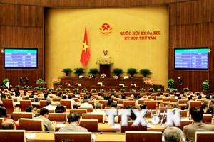 """""""Quốc hội đã phát huy cao vai trò, chức năng lập pháp và giám sát"""""""