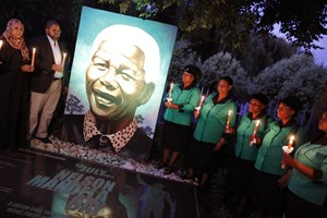 Nam Phi kỷ niệm một năm ngày mất của lãnh tụ Nelson Mandela