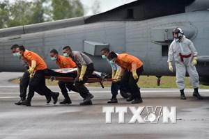 Đã tìm thấy 51 thi thể hành khách của máy bay QZ8501
