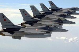 Thổ Nhĩ Kỳ điều số máy bay kỷ lục tuần tra biên giới với Syria