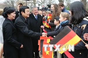 Thúc đẩy toàn diện và làm sâu sắc hơn đối tác chiến lược Việt-Đức