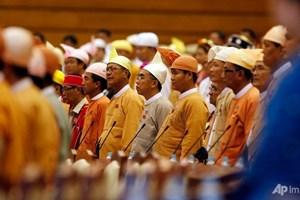 Quốc hội Myanmar thông qua lập Ủy ban Bầu cử Liên bang mới
